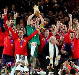 España prolonga su liderato según el ranking de la FIFA