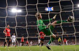 """Carrick: """"De Gea nos mantuvo en el partido del Bernabéu"""""""
