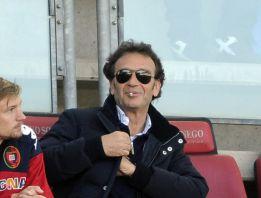 El presidente del Cagliari, arrestado por irregularidades