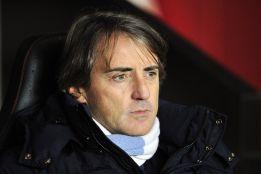 """Mancini dice que los que le critican """"no saben de fútbol"""""""