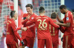 Este Bayern es una máquina