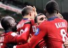 El Lille frena al Rennes
