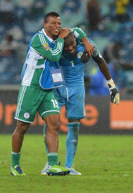 Uche no va al entrenamiento tras la fiesta del título de Nigeria