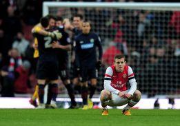 El Arsenal cae en la FA Cup y suenan las primeras alarmas
