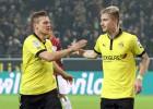 El Dortmund no falla ante el Eintrach y sigue segundo