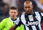 Rocchi no dejó sacar un córner en el descuento del Roma-Juve