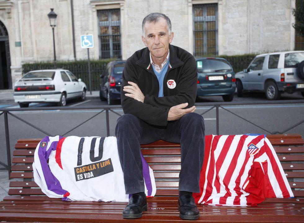 """Landáburu: """"El Atleti va a sufrir el domingo en Valladolid"""""""