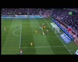 Liberovision demuestra que el 1-0 del Granada fue legal