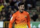 Messi: gol 300 con el Barcelona
