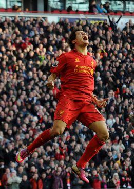 El Liverpool aplasta al Swansea