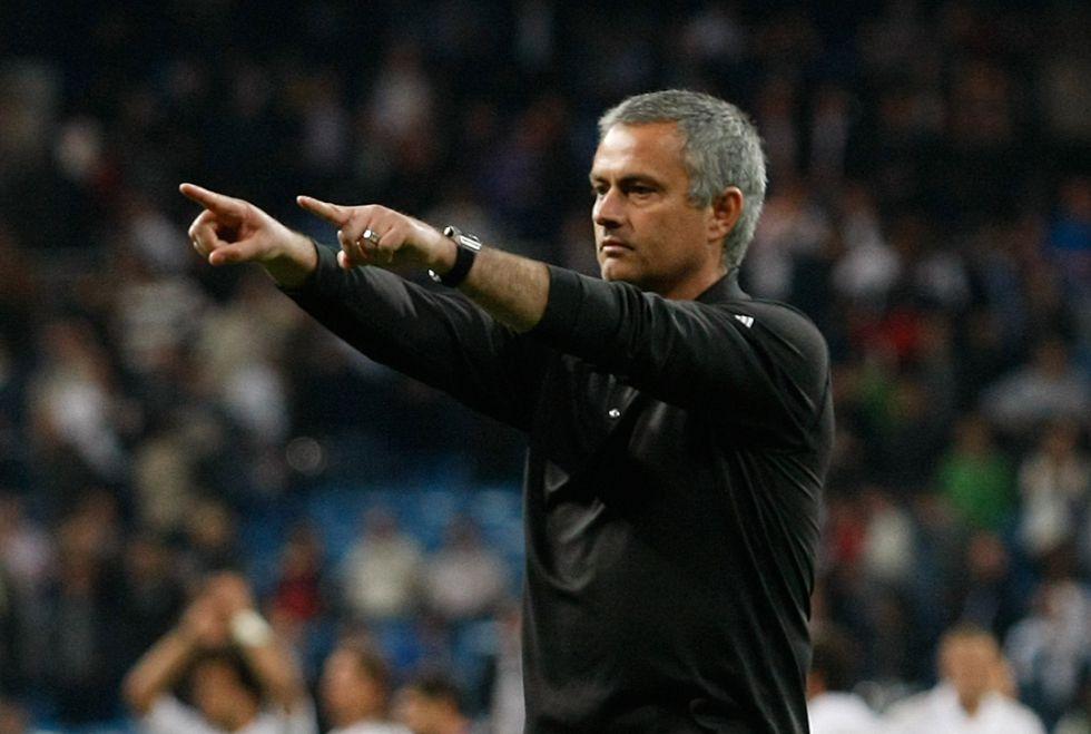 Mourinho cumple hoy ante el Rayo cien partidos en Liga