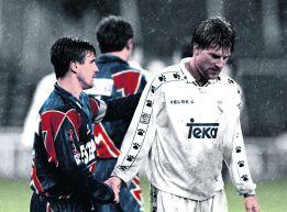 Los vallecanos sólo ganaron una vez en el Santiago Bernabéu