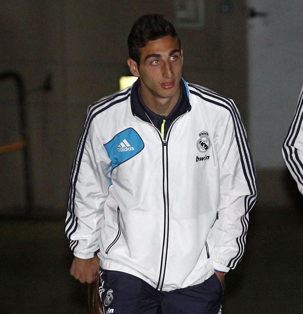 José Rodríguez: renovación y entra en la lista ante el Rayo