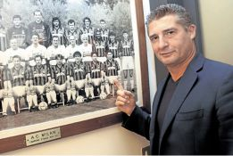 &quot;Le ped un autgrafo a Cruyff antes de jugar la final del 94&quot;