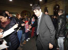Simeone aparca las rotaciones y Diego Costa vuelve al once