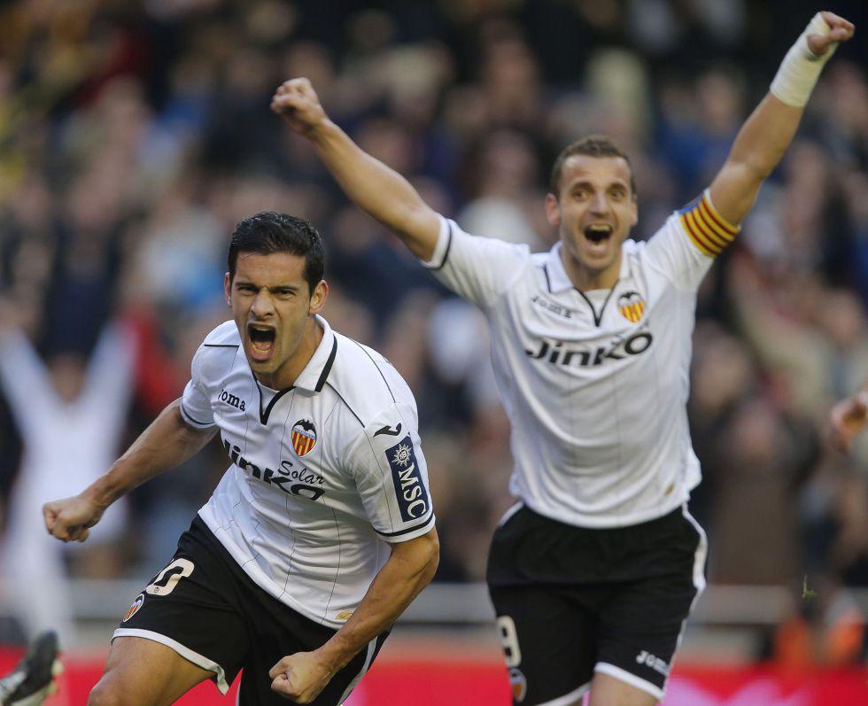 El Valencia se crece ante las adversidades
