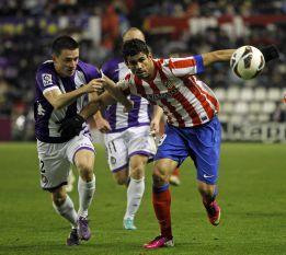 Volvieron Diego Costa y Gabi, volvió el mejor Atlético