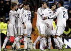El Real Madrid se entrega a los puntos y renuncia al balón