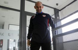 Paco Jmez: &quot;Nos ha faltado valenta de cara a puerta&quot;