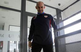 "Paco Jémez: ""Nos ha faltado valentía de cara a puerta"""