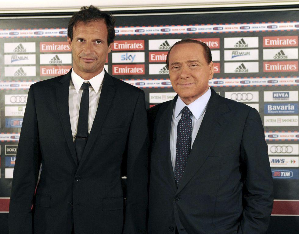 """Berlusconi: """"A Messi hay que hacerle marcaje al hombre"""""""