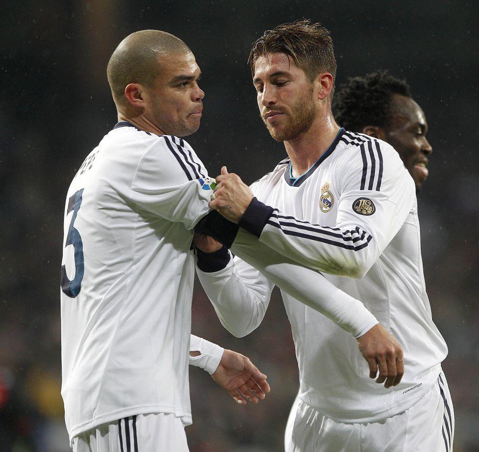 """Pepe: """"Sueño con una final de Champions Real Madrid-Oporto"""""""