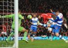El United sufre ante el Reading pero ya está en cuartos