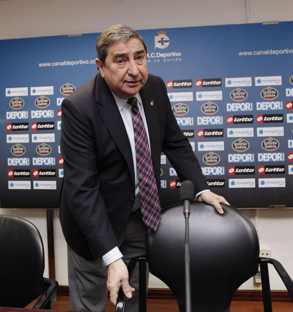 La plantilla del Deportivo vuelve a cobrar su salario