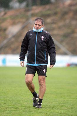 """Paco Herrera: """"Por desgracia nadie del club me ha llamado"""""""