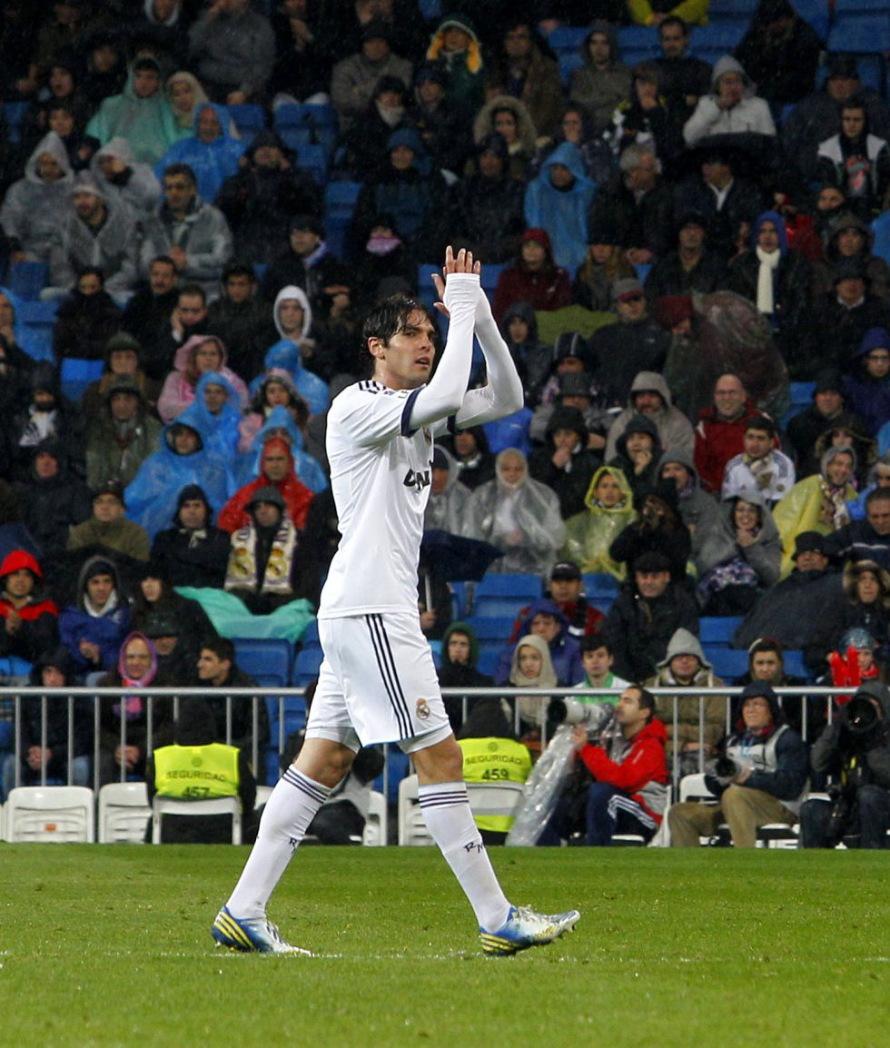 El 62% de los internautas quiere a Kaká ante Barça y Manchester