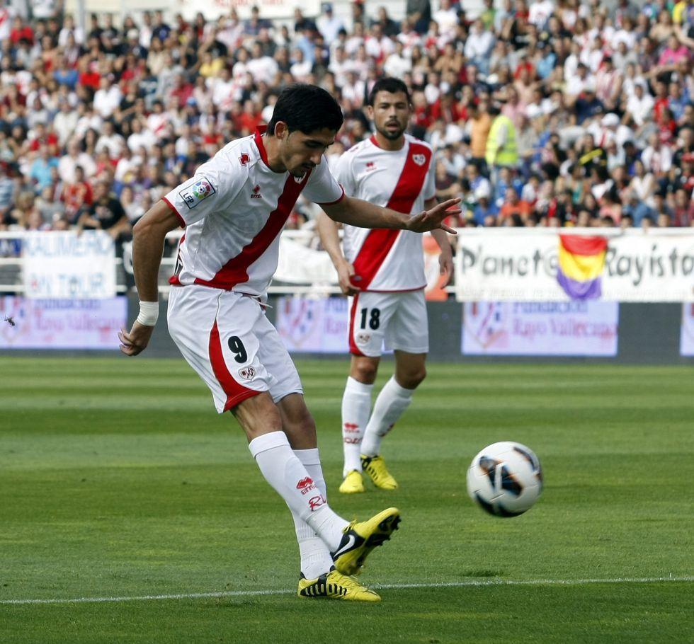 José Carlos apunta a la titularidad frente al Valladolid