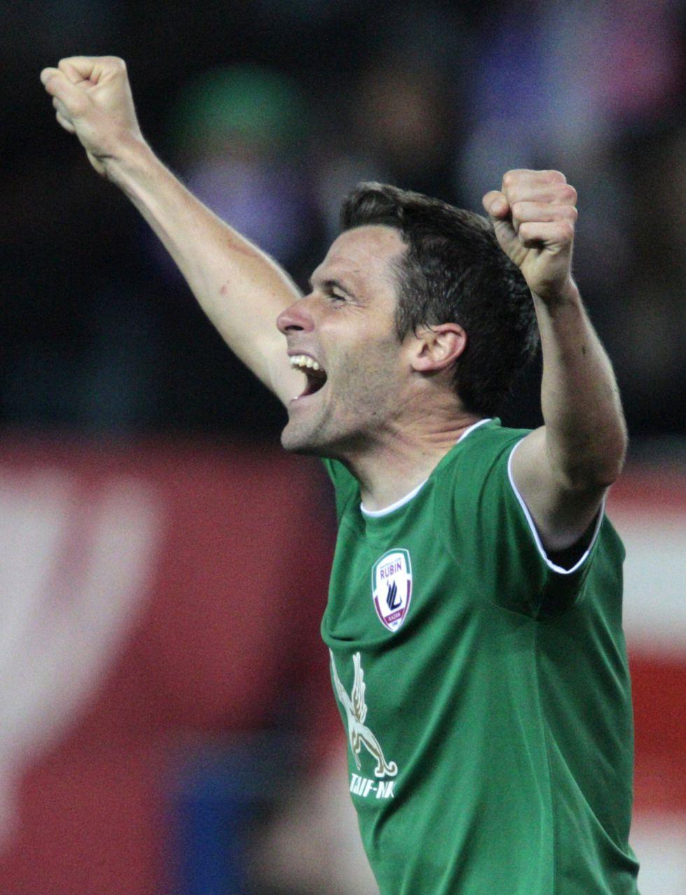 """Orbaiz: """"El Atlético aún tiene posibilidades, es muy potente"""""""