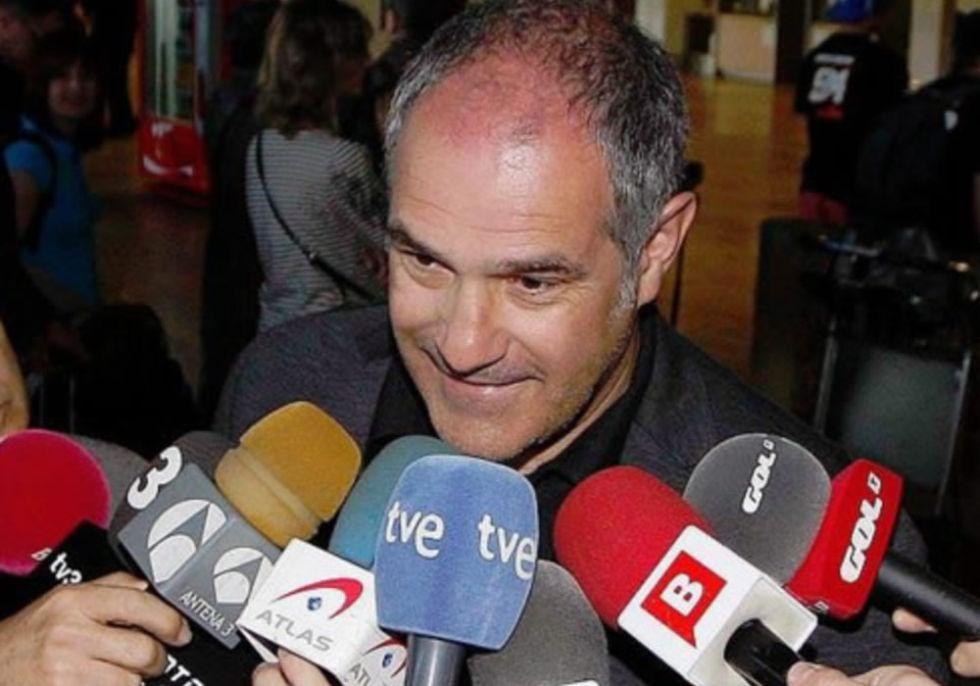 Zubizarreta: 'Al Milán no le podrá la presión, sabe competir'