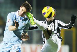 El Lazio se derrumba en Siena