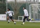 Mourinho hace entrenarse en el día libre a Higuaín y Marcelo
