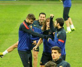 El Barça, a morder en San Siro