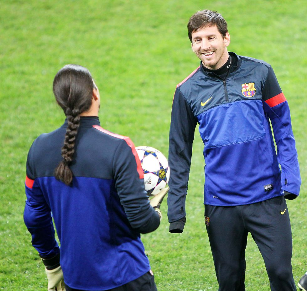 """Messi aterroriza a los tifosi del Milán: """"Es el mejor del mundo"""""""