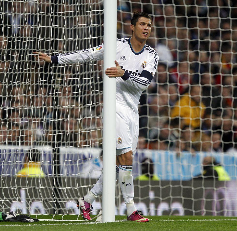 Florentino Pérez y Cristiano Ronaldo: cumbre en mayo