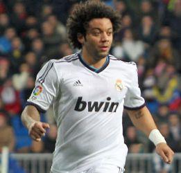 Marcelo pierde la silueta y también el puesto en el Madrid