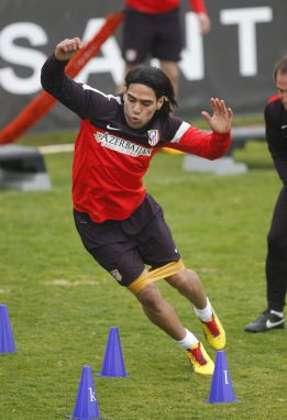 El PSG pujar por atar a Falcao