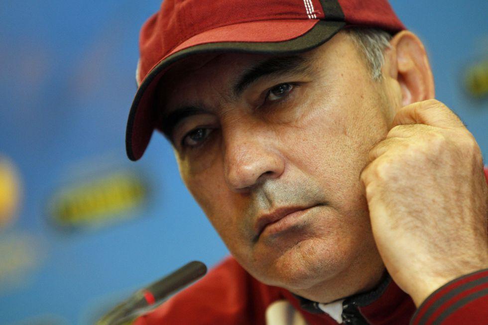 Berdíev desconfía de los suplentes del Atlético