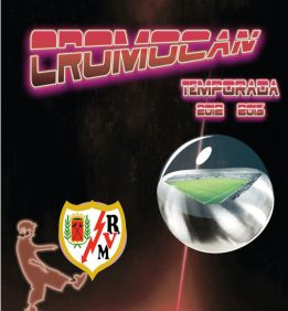 El Rayo saca en cromos a todos los equipos de la cantera