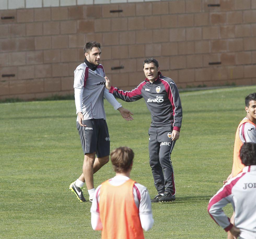 """Valverde: """"No hay cansancio, como al final del partido"""""""