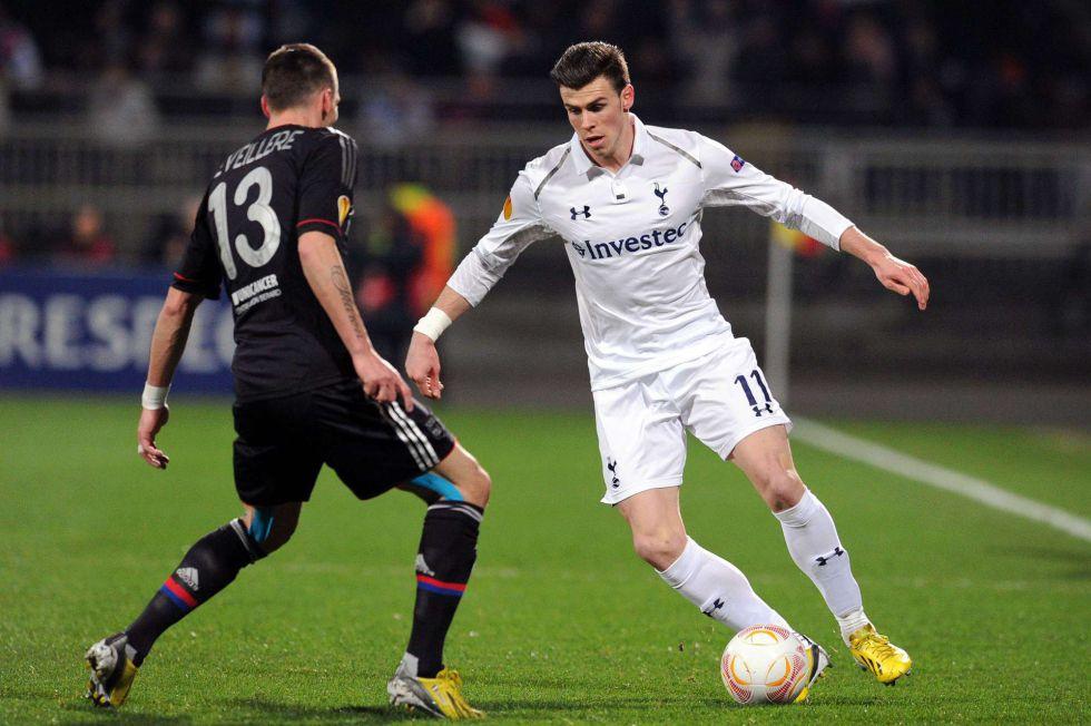 Zidane, en Lyon para ver en directo a Bale con el Tottenham