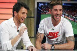 """Ramos: """"Si el Barça juega contra un extranjero quiero que gane"""""""