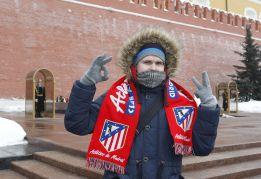 """""""Mi amor por el Atlético de Madrid surgió sin saber por qué"""""""