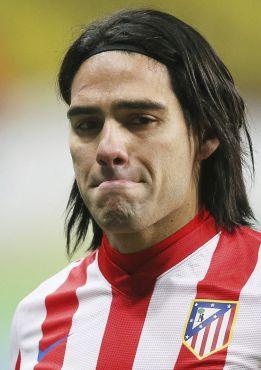 """Falcao: """"Estoy decepcionado con el resultado del partido"""""""