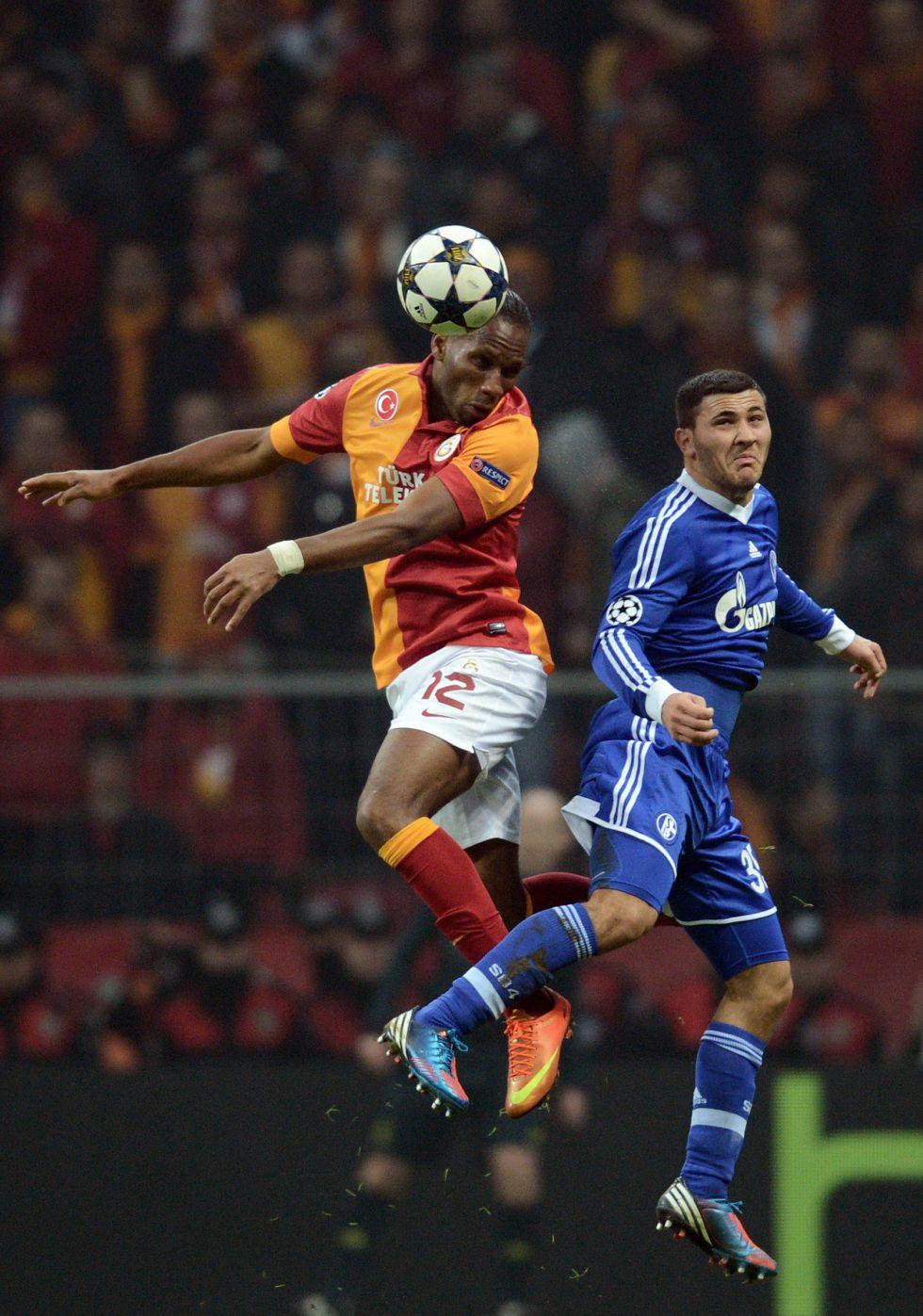 La UEFA admite el recurso del Schalke 04 por Didier Drogba