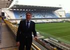 Garrido renueva con el Brujas belga hasta junio de 2014