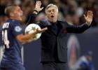 Ancelotti: líder en Francia y con un pie en cuartos de Champions